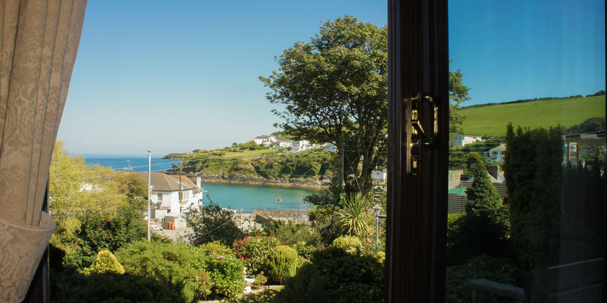 Bed and Breakfast in Cornwall