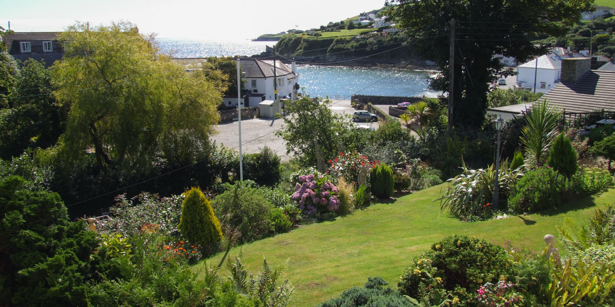 Guest House in Cornwall