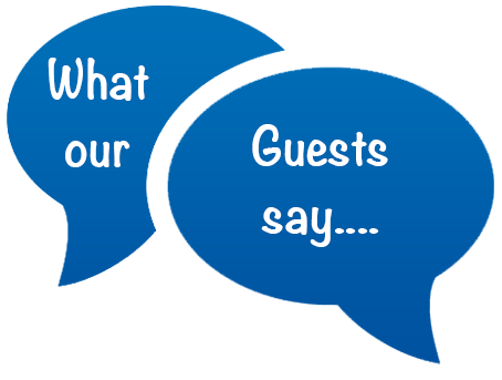 Testimonials about bed and breakfast in Cornwall